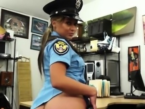 Smoking hot Police enjoys fucking