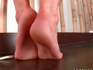 Hot Legs and Feet Compilation