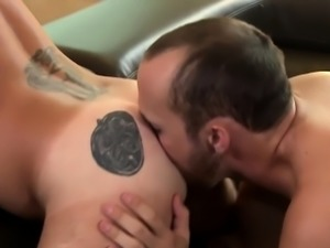 Tatted jocks ass rammed