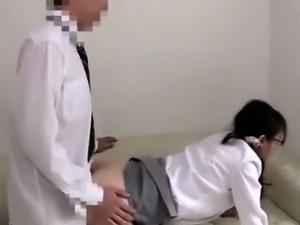 Sexy Japanese Slut Banged