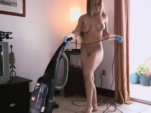 Latina maid Kylie Rogue\'s pussy got drilled by a huge cock