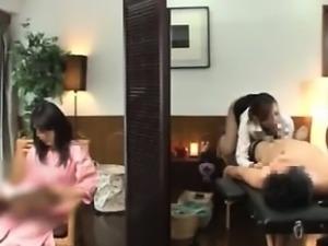 Horny Asian Babe Banged