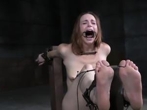 Sexy model sex cum