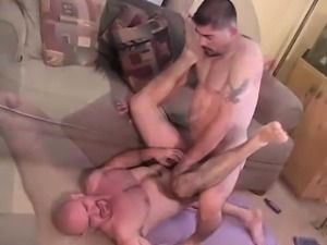 Bareback Gay Bear Breeding