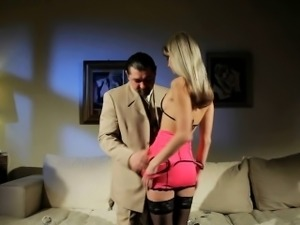 A pervert guy calls an escort agency that works with
