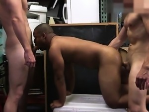 Straight guy  getting cock in his ass