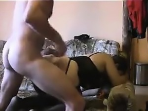 European Mother Being Fucked In The Butt