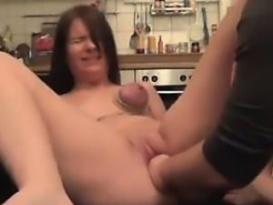 Sweet Girl Is Bound Up And Getting Fisted