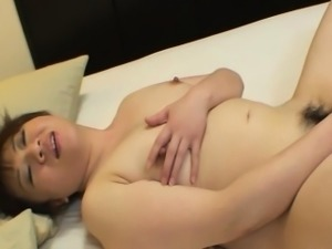 Junko Takeyama - Mature JAV Pussy Fucked And Creampied