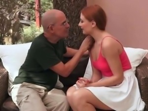 Grandpas and Young Girls Hot Fuck Compilation