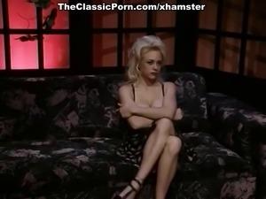 Brooke Waters, Kaitlyn Ashley, Kristy Myst in vintage porn