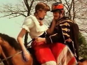 Bavarian classic porn movie with hairy pussies