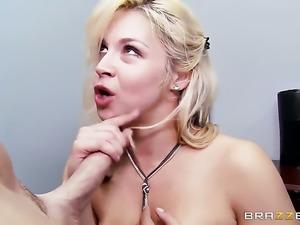 Johnny Sins fucks Sarah Vandella