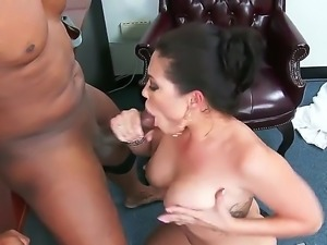 London Keyes is the one who bosses around and when she demands a chocolate...
