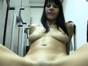 Nice pussy dirty anal