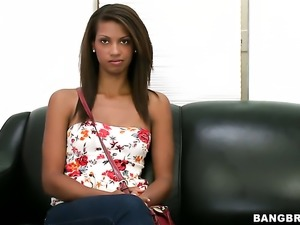 Staci Ellis makes casting couch porn