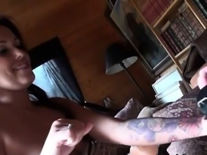 Kinky Whore Tasia Banx Gets Naked And Tied Up