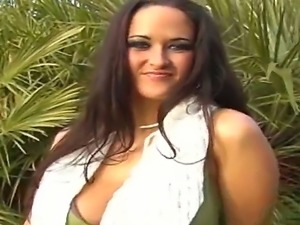 Carmella Bing is a brunette whore but not just an ordinary one. Besides...