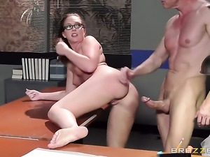 Maddy Oreilly gets out of uniform