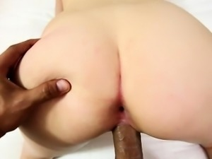 Horny housewife sucking