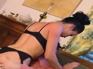 Hot model cum sucking