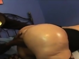 Latin BBW Getting Fucked By Some BBC