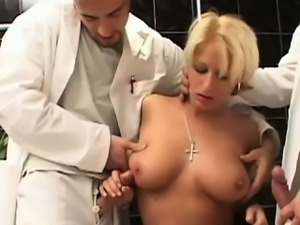 Jeny is some rich slut who can afford regular Dr\'s visits.