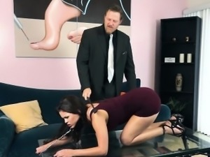 Punishing The Cheating Bitch And Oh She Got It Good