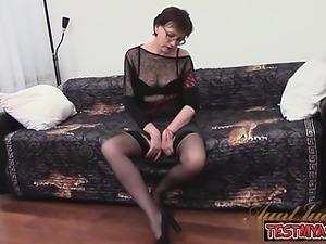 Sexy girl hard gangbang
