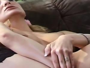 Sexy cowgirl anal orgasm