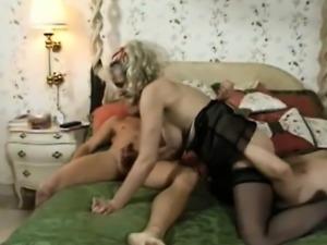 Randi gets a cumshot