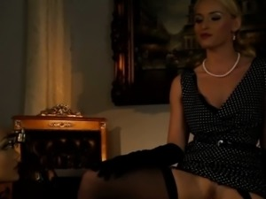 Mistress Seduced By Older Women