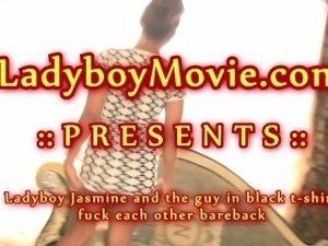 Ladyboy Jasmine Fucks That Guy
