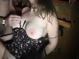 My Fuck from CHEAT-DATE.COM - 18 and getting gangbanged