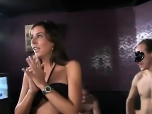 gangbang with dutch milf