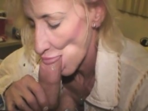 Mature Blonde Street Whore Sucking Dick For Crack Cash