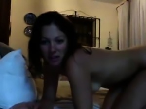 Cute Couple Having A Great Time Fucking