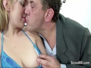 Dad seduce german Setp-Daughter to fuck when mom not home free