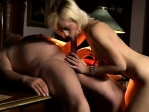 Nude image with old lady and young girl His present wife is