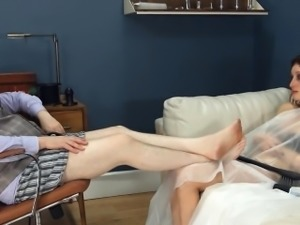 Extreme whore violently ana fucked and penetrated BDSM sub