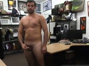 Xxx hot gay pawn Straight stud heads gay for cash he needs