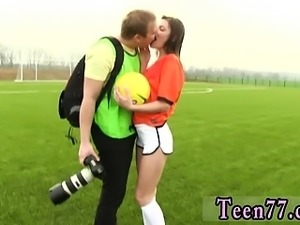 G teen giving himself a blowjob Dutch football player screwe