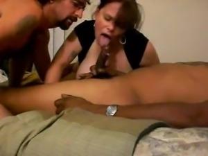 plump cuckold play