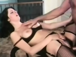 Bridgette Monet in classic fuck movie