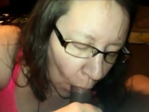 She loves sucking but hates swallowing