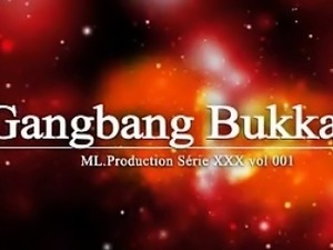 Gangbang Bukkake Vol 001b - Find her on new gf on write her