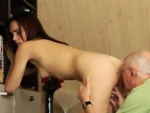 Hd pov brunette Every chunk on the right place...