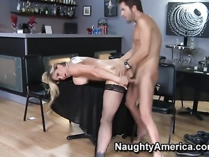 Tyler Faith fucks a lot before Kris Slater gets enough