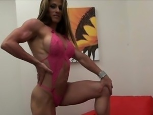 Bodybuilder Maria G Is Too Damn Sexy