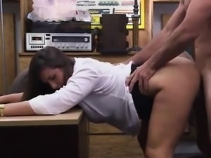 Jennifer white pizza and eating white ass first time PawnSho